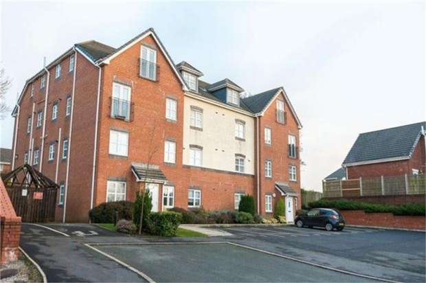 2 Bedrooms Flat for sale in Beacon View, Standish, Wigan, Lancashire