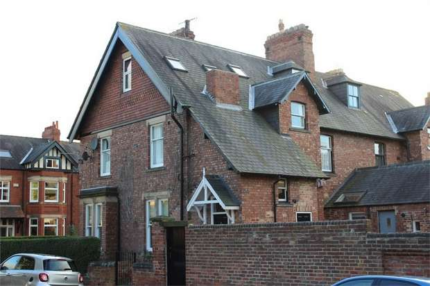1 Bedroom Flat for sale in Swinburne Road, Darlington, Durham