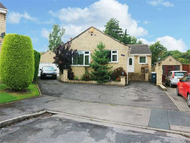 3 Bedrooms Detached Bungalow for sale in Riverside, Clayton West, Huddersfield, West Yorkshire