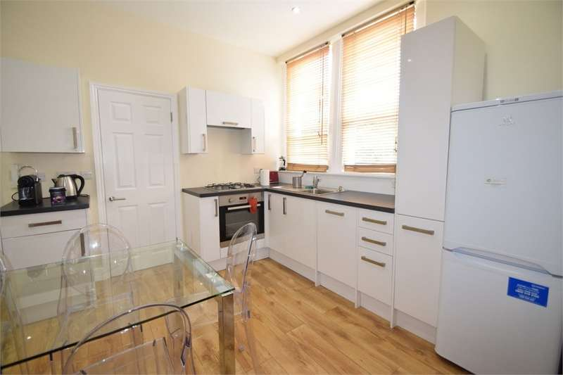 2 Bedrooms Flat for sale in Hopton Road, Streatham