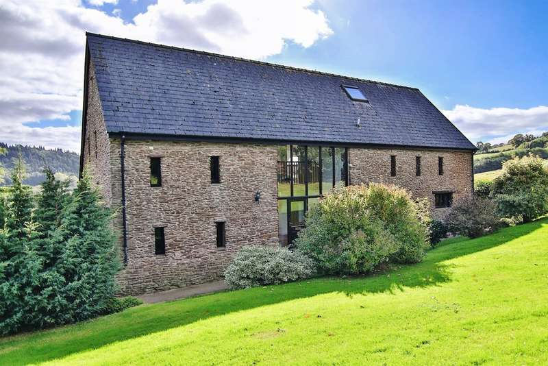 5 Bedrooms Barn Conversion Character Property for sale in Ganarew, Monmouth