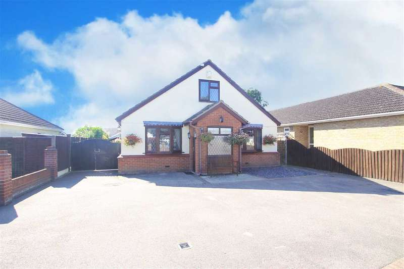 3 Bedrooms Detached House for sale in Gorse Lane, Clacton on sea