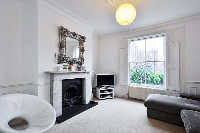 4 Bedrooms Terraced House for sale in Southgate Road, London, N1