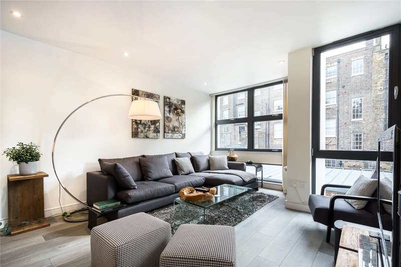 2 Bedrooms House for sale in Ingle Mews, London, EC1R