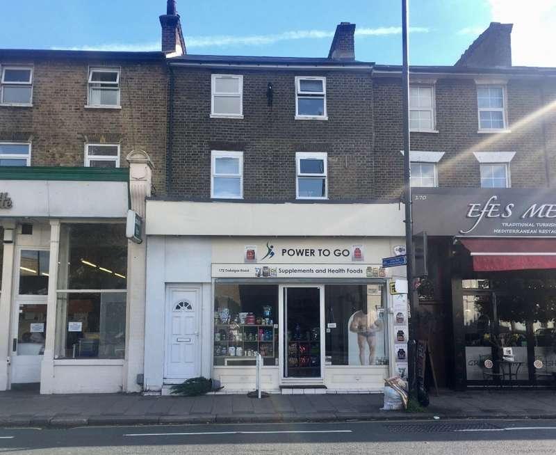 3 Bedrooms Commercial Development for sale in Trafalgar Road, Greenwich, London, SE10 9TZ