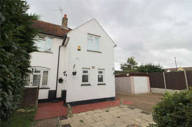 3 Bedrooms Semi Detached House for sale in Northcote Avenue, Isleworth, Middlesex