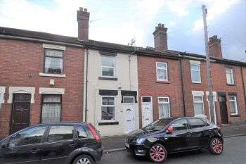 2 Bedrooms Terraced House for sale in Marriott Street, Fenton, Stoke-on-Trent, ST4 3HR
