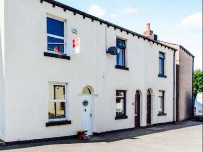 2 Bedrooms Terraced House for sale in Chorley Road, Blackrod, Bolton, Greater Manchester
