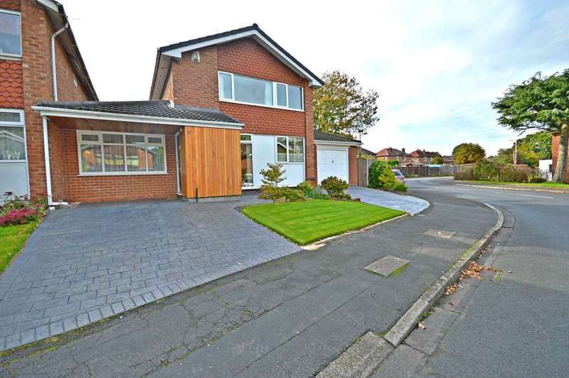 3 Bedrooms Detached House for sale in Henley Ave, Cheadle Hulme