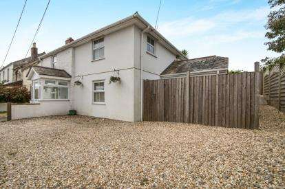 3 Bedrooms Semi Detached House for sale in Camelford, Cornwall, England