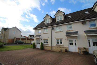 3 Bedrooms Terraced House for sale in Clement Drive, Airdrie, North Lanarkshire