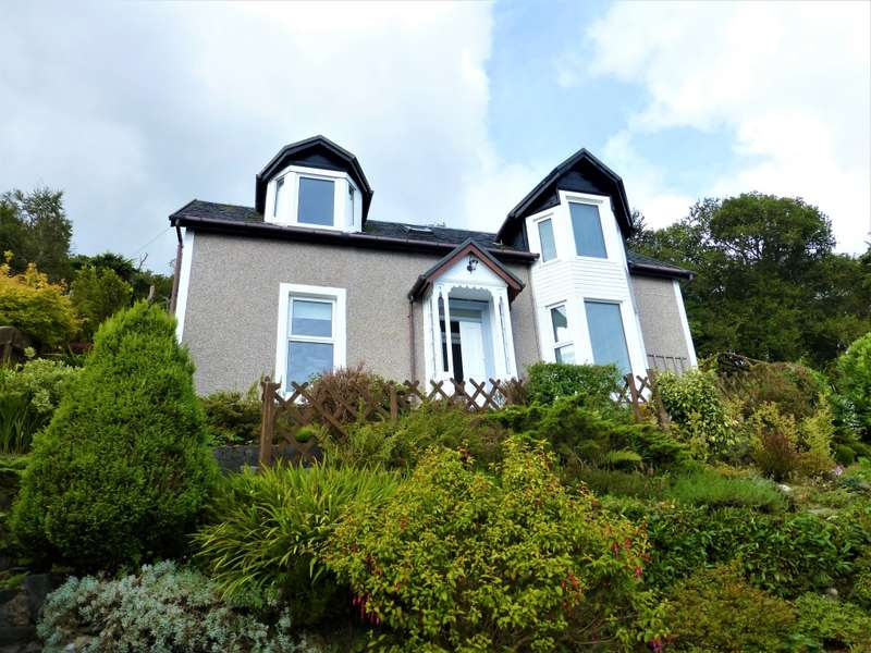 3 Bedrooms Detached House for sale in Drumthwacket North Campbell Road, Innellan, Dunoon, PA23 7SB