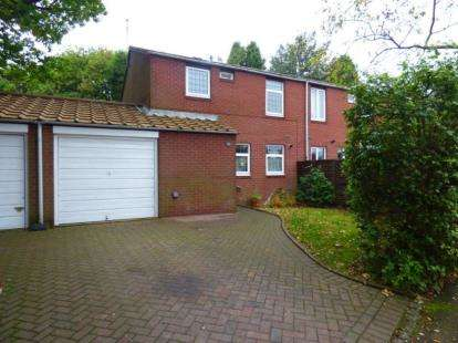 3 Bedrooms Semi Detached House for sale in Sorbus, Tamworth, Staffordshire