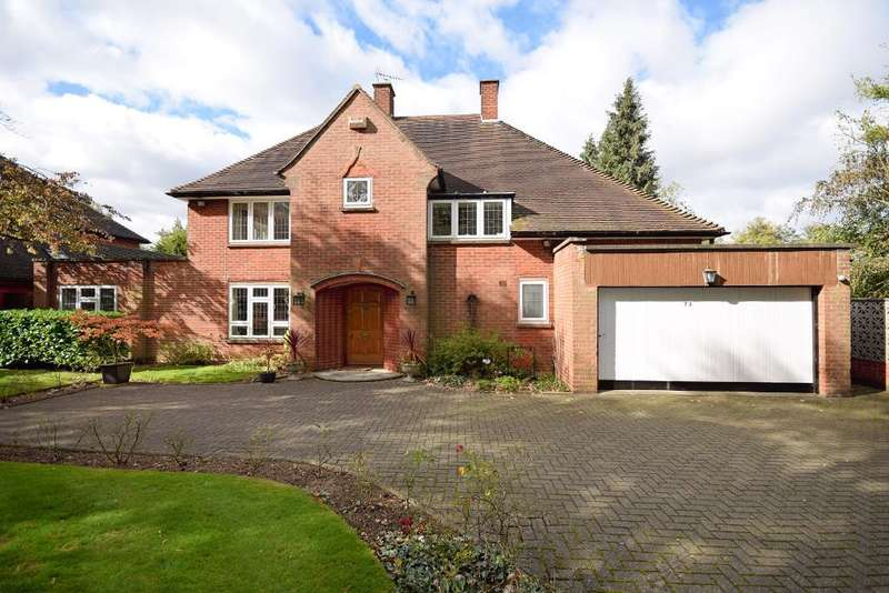 4 Bedrooms Detached House for sale in Broadway, Letchworth Garden City, Herts, SG6 3PQ