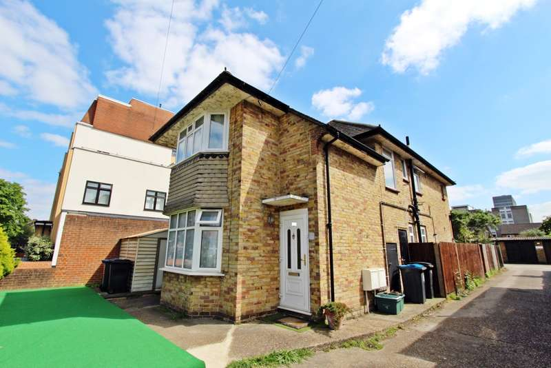 2 Bedrooms Maisonette Flat for sale in Lime Grove , New Malden