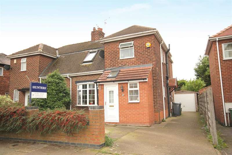 3 Bedrooms Semi Detached House for sale in Penyghent Avenue, York, YO31 0QJ