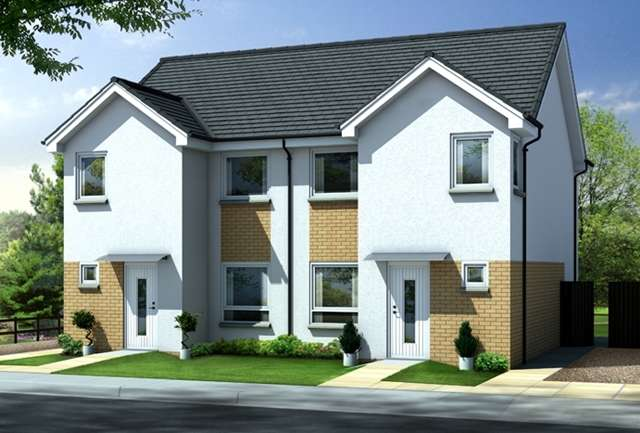 3 Bedrooms Semi Detached House for sale in Stylish 3 bed semi-detached home