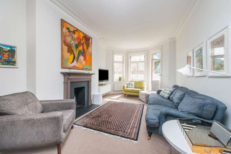 4 Bedrooms Flat for sale in St Marys Mansions, St. Marys Terrace