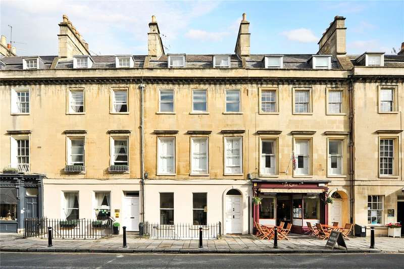 2 Bedrooms Flat for sale in Brock Street, Bath, BA1
