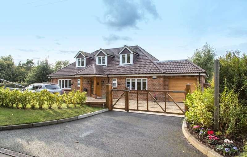 5 Bedrooms Detached House for sale in Stoborough, Wareham, BH20