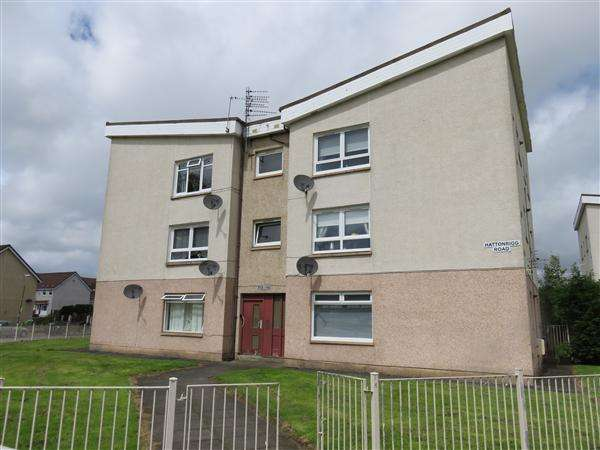 2 Bedrooms Apartment Flat for sale in Hattonrigg Road, Bellshill