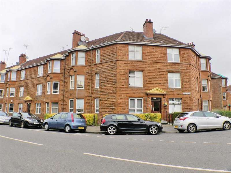 2 Bedrooms Apartment Flat for sale in Moss Side Road, Shawlands, Flat 0/2, GLASGOW