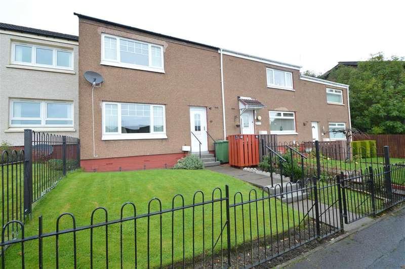 2 Bedrooms Terraced House for sale in Loancroft Avenue, Baillieston