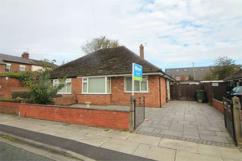 2 Bedrooms Semi Detached Bungalow for sale in Windmill Avenue, Crosby, Merseyside