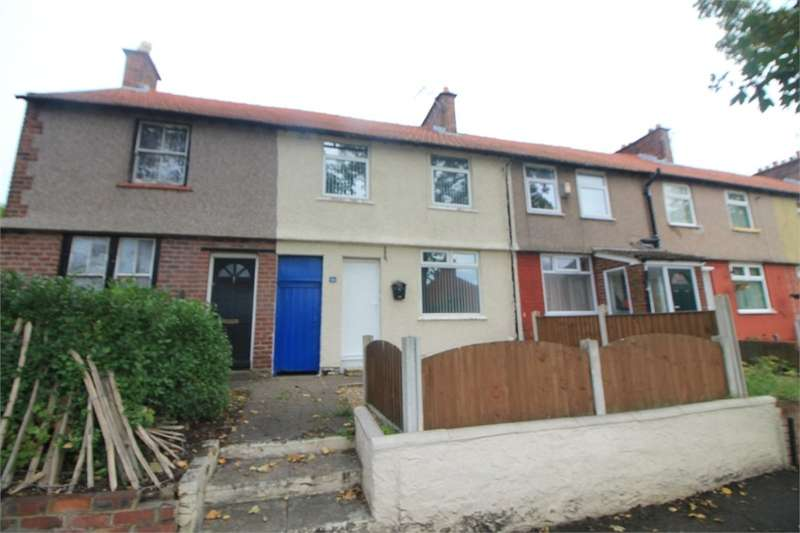 3 Bedrooms Terraced House for sale in Field Lane, Litherland, LIVERPOOL, Merseyside