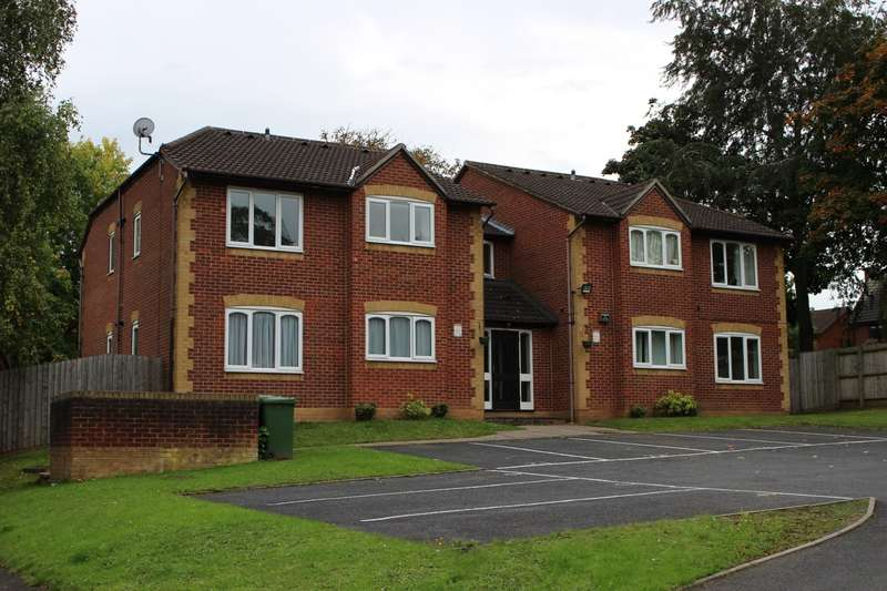 1 Bedroom Flat for sale in Barn Owl Place, Kidderminster, DY10 4UN