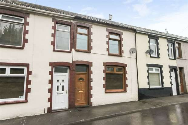 2 Bedrooms Terraced House for sale in Cavell Street, Glyncorrwg, Port Talbot, West Glamorgan