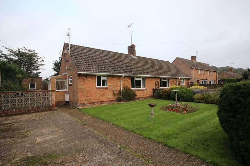 2 Bedrooms Semi Detached Bungalow for sale in Brookside, South Gorley, Fordingbridge