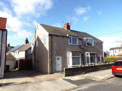 3 Bedrooms Semi Detached House for sale in Westminster Road, Morecambe, Lancashire, United Kingdom, LA3