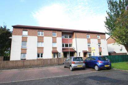 2 Bedrooms Flat for sale in Dochart Path, Grangemouth