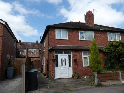 3 Bedrooms Semi Detached House for sale in Crossfield Road, Handforth, Wilmslow, Cheshire