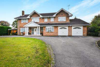 5 Bedrooms Detached House for sale in The Avenue, Mansfield, Nottinghamshire