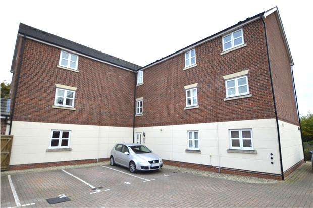 1 Bedroom Flat for sale in Persimmon Gardens, GL51 0UF
