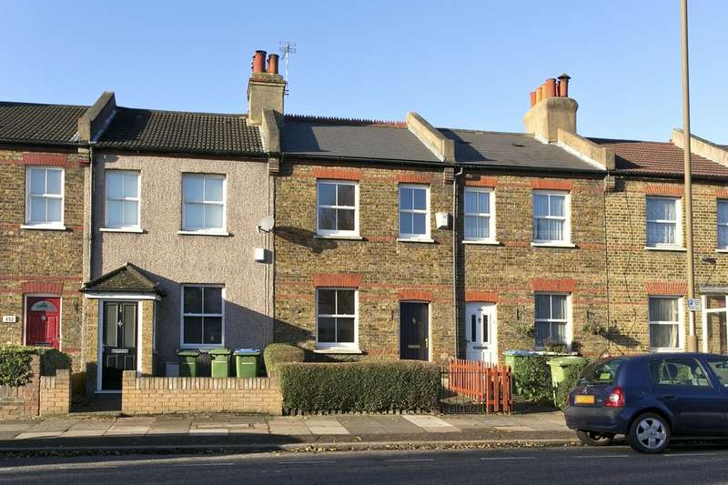 2 Bedrooms Terraced House for sale in Green Lane, London
