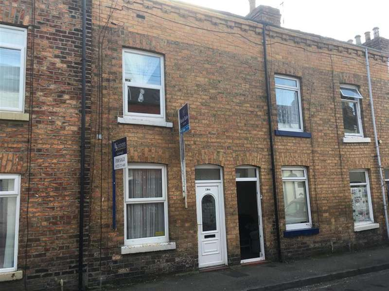 2 Bedrooms Terraced House for sale in Nelson Street, Scarborough, YO12 7TA