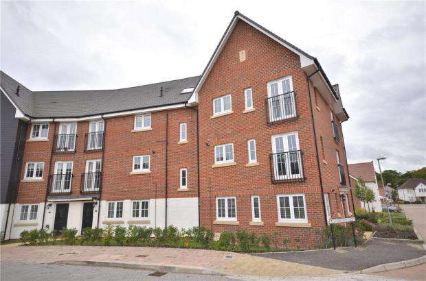 2 Bedrooms Apartment Flat for sale in Fulmar Crescent, Bracknell, Berkshire