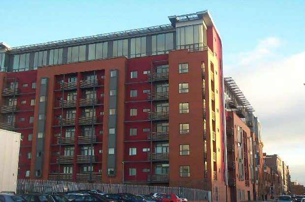 2 Bedrooms Apartment Flat for sale in 44 Pall Mall, Liverpool