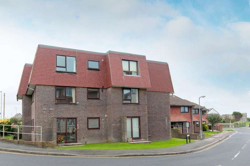 2 Bedrooms Flat for sale in College Road, Seaford, East Sussex, BN25 1JD