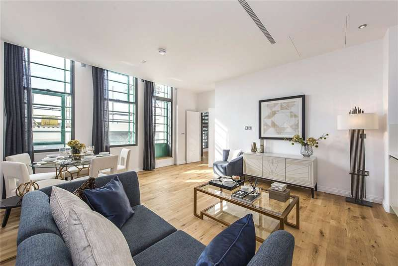 1 Bedroom Flat for sale in 9 Hoover Building Western Avenue, Perivale, Greenford, UB6