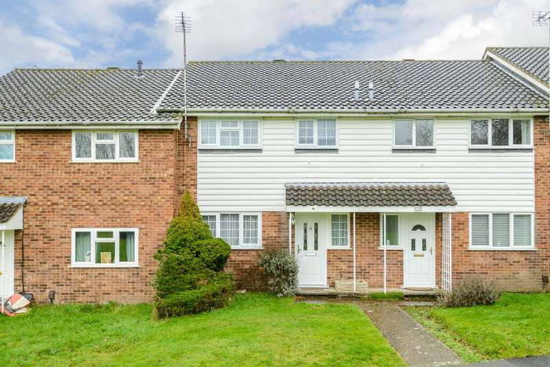 3 Bedrooms Terraced House for sale in Carnoustie, Home-Farm, Bracknell, RG12 8ZW