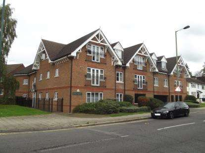2 Bedrooms Flat for sale in Ludlow Court, 77 Brookhill Road, Barnet