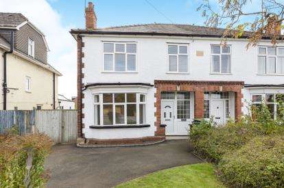 4 Bedrooms Semi Detached House for sale in Prestbury Road, Prestbury, Cheltenham, Gloucestershire