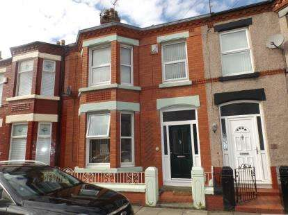 3 Bedrooms Terraced House for sale in Woodcroft Road, Liverpool, Merseyside, L15