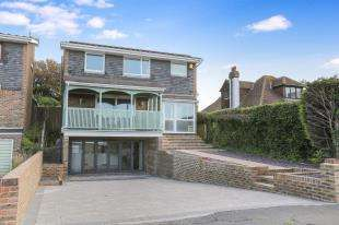 4 Bedrooms Detached House for sale in Longhill Road, Ovingdean, Brighton, East Sussex
