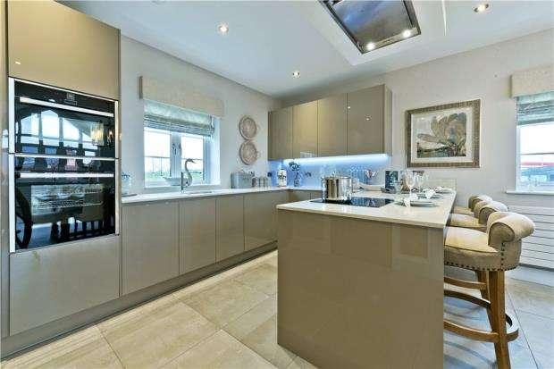 3 Bedrooms Detached House for sale in Terrace Road North, Binfield, Berkshire