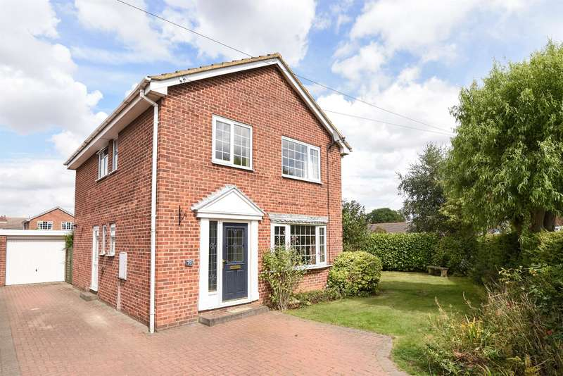 4 Bedrooms Detached House for sale in Prince Rupert Drive, Tockwith, York, YO26 7QS
